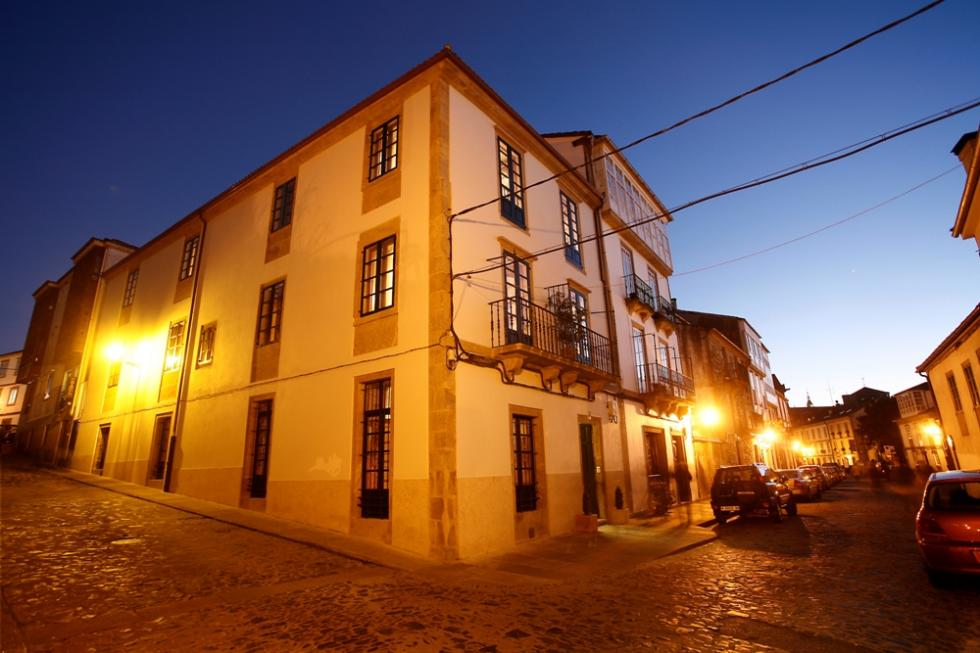 Discover galicia in our charming hotels for Charming hotel